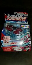 ARCEE Transformers Animated Hasbro MOC