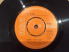 Baccara - Sorry Im a Lady - 7' vinyl single