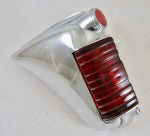 1946 1947 1948 Chrysler Town & Country Driver Tail Light Lamp Assembly