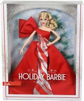 Barbie Signature 2019 Holiday Barbie Collection Original Mattel FXF01