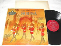 """Grenadier Guards/Harris """"The Marches of Sousa"""" 1956 LP, VG+,London LL.1229,1A/2A"""