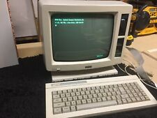 Retro British Amstrad PCW 8256 - Personal Computer / Word Processor with GOTEK