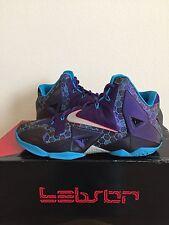 Nike Lebron 11 XI summit lake hornets sz 10.5