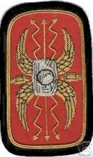 Pax Romana Centurion Ceasar Roman Army War Legion Battle Shield Patch Infantry