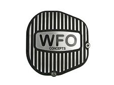 WFO Chevy/GMC 10 Bolt 1500 Series Rear Differential Cover, WFO GM10GB
