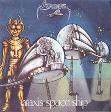 ARAXIS araxis space ship / theme d'araxis 45RPM 1978 DERBY ITALY Cosmic Disco