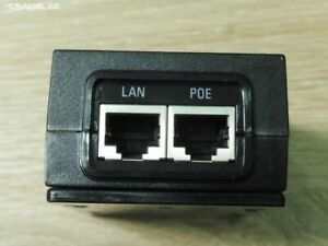 UBIQUITI Switching Mode Power Supply, GP-B240-100, PN:POE-24-24W POE Ethernet
