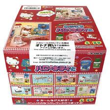 Rare 2017 Re-Ment Saniro Hello Kitty Items Room Full Set of 8 pcs