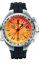 Timex TX Men's Flyback Chronograph Dual Time Compass Pilot Diver Watch - Sport