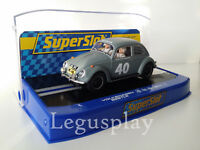 Slot SCX Scalextric Superslot H3642 Volkswagen Beetle Rally Africa Safari 1962