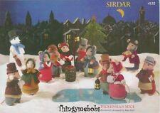 Sirdar Toys Crocheting & Knitting Patterns