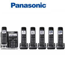 Panasonic KX-TG885SK  plus 1 Handset KX-TGFA61B DECT 6.0 Bluetooth 6 handsets
