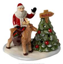 Villeroy&Boch Christmas Toys Szene Weg zu Santa Teelichthalter Neuheit 2017