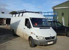 316 CDI - 2.7TD - Mercedes Sprinter - LWB - High Top/Roof - Panel Van