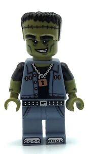 LEGO MONSTER ROCKER MINIFIGURE SERIES COLLECTIBLE CMF 14 HALLOWEEN FRANKENSTEIN