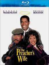 Denzel Washington Whitney Houston Music The Preacher's Wife Angel Movie Blu-ray