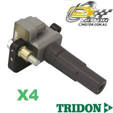 TRIDON IGNITION COIL x4 FOR Subaru Liberty 07/05-07/07, 4, 2.0L