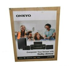 Onkyo HT-S3910(B) 5.1-Ch 3D 4K UHD Home Theater Receiver & Speaker Package