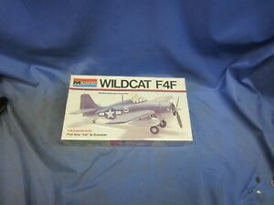 VINTAGE MONOGRAM WILDCAT F4F 1/48TH #6798, NEW