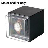 Single Watch Winder Geeignet für Automatikuhren mit Motor Shaker leisem D1N2