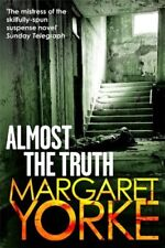 Almost The Truth,Margaret Yorke- 9780751553031