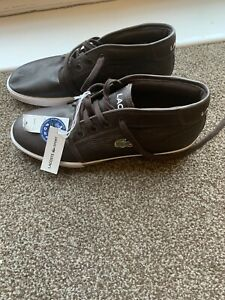 Lacoste Ampthill Trainers Size 9