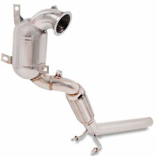 Downpipe Audi A3 8V 1,2 1,4 TFSI Sports Exhaust Stainless Steel 200 Cell,