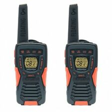 Cobra AM1035 Flotante Radio Walkie Talkie Paquete Doble