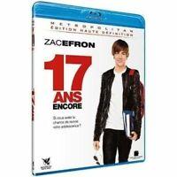 17 ans encore Blu-ray disc en Francais vendu en loose