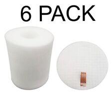 Foam Filter Kit for Shark Rotator Pro Lift Away XFF500 6-Pack