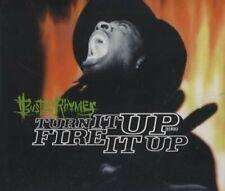 Busta Rhymes Turn it up (Remix)/Fire it up (4 tracks, 1998) [Maxi-CD]