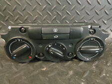2004 VW GOLF 1.4 S FSI 5DR MK5 HEATER CONTROLS PANEL