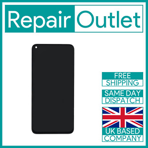 Huawei Honor View 20 Replacement LCD Screen & Digitiser Assembly Midnight Black