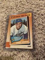 1990 Topps Sandy Koufax #665 Baseball Card