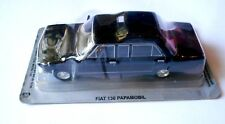 FIAT 130 Papamobil - DIE cast 1/43 Europa Dell'Ost
