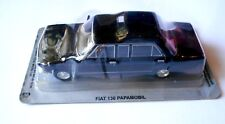 FIAT 130 PAPAMOBIL   - Die cast 1/43 EUROPA DELL'EST