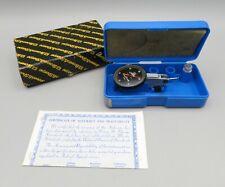 Tesa Brown Amp Sharpe 7031 5 Horizontal Dial Test Indicator Machinist Tool