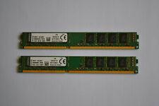 Kingston 16G(2x8G) DDR3 1600 PC12800 (KVR16LN11/8)