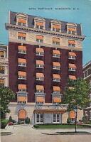 Postcard Hotel Martinique Washington DC
