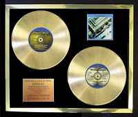 THE BEATLES 1967-1970 DOUBLE ALBUM CD GOLD DISC FREE POSTAGE!!