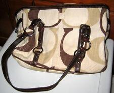 Coach Signature Tonal Gallery Tote Bag #F13810