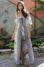 5f5c6d15d72 Brand  Angie.  5.50 shipping. Style  Maxi Dress. or Best Offer. Look  Boho.  Boutique Dress Romper Blue Floral Boho Medium