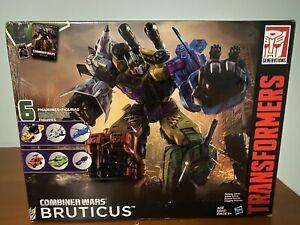 Hasbro Transformer Generations Combiner Wars Bruticus