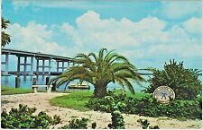 Caloosahatchee River Bridge, Ft. Myers, Florida seen from Men's Garden Club Park
