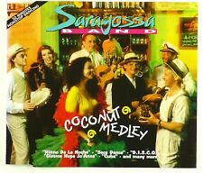 Maxi CD - Saragossa Band - Coconut Medley - A4143