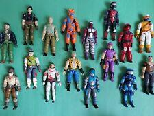 * Huge Lot of G.I. Joe & Cobra Arah Action Figures - Check Out Accessories *
