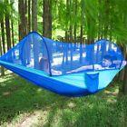 Lightweight Hammock Swings Mosquito Net Outdoor Camping Cradles Sleeping Tent