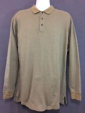 Men's Long Sleeve GANT POLO XL Cotton Shirt Made in Philippines