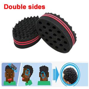 Barber Hair Sponge Brush For Dreads Afro Locs Twist Curl Coil Magic Tool