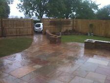 Sandstone 40m2 ✔bundle deal✔ slabs patio✔ garden paving ✔FREE✔DELIVERY✔